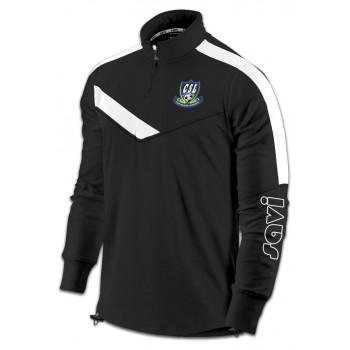 Half-Zip Sweatshirt CSL Black